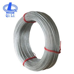 Hot Sale 316 6X7 La corde de fils en acier inoxydable