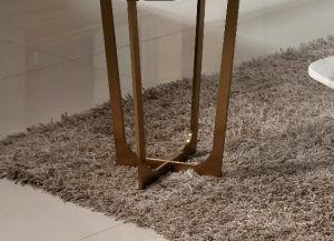 Mobiliario de casa mesa de café mesa lateral encimera de mármol