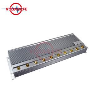10 هوائي جهاز تشويش/معوّق لأنّ [سلّفون] /Wi-Fi/ [أوهف/فهف] [ولكي-تلكي]; 10 نطاق إشارة جهاز تشويش /Blocker/Isolator تغطية شعاع [10-40م]