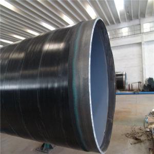 API SSAW 5L X56 Tubo de acero al carbono Tubo de acero soldada en espiral