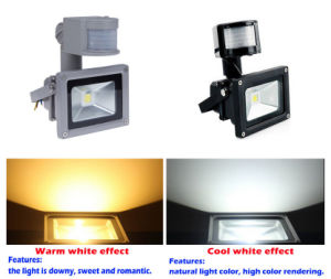 Flut-Leuchte des Sensor-LED, Punkt-Leuchte