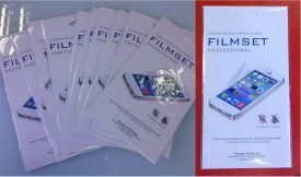 Samsung Note 3のためのFactory Wholesale Mobile Phone LCD Screen Protection Film
