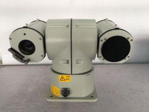 560m de l'homme d'imagerie thermique infrarouge double détection caméra PTZ