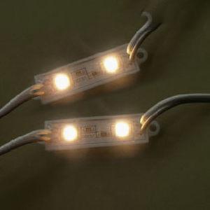 IP65 impermeável 2X5050 Módulo LED SMD de sinais