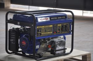 Générateur d'essence 6kw à coût élevé efficace