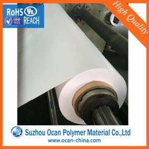 250ミクロンの白い光沢またはマットPVCシート、印刷のためのPVCフィルムロール