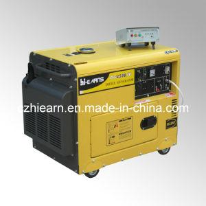 Автоматический запуск 3.2kw бесшумный дизельный генератор DG4500SE+ATS)