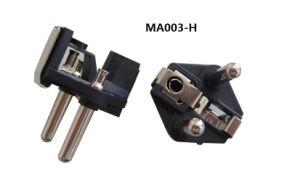 2 Pin Plug Insert mit Hollow Pins (MA003-H)