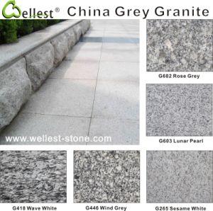 G602, G603 G655 G633 и темно-серый гранит камень на цокольном этаже асфальтирование и стены оболочка