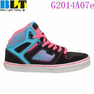 Da Menina Blt Alto Desempenho superior do calçado de estilo skate