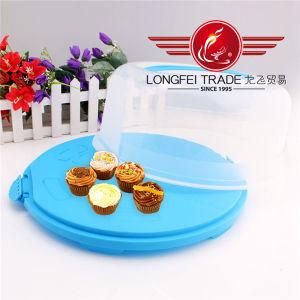 Duidelijke Plastic Dozen Cupcake voor Cupcake