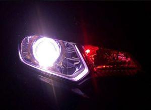 Водонепроницаемый белый12V 60мм CCFL Angel глаза для автомобиля