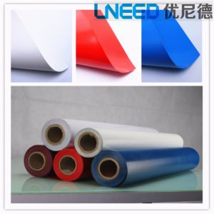 PVC 입히는 방수포 팽창식 배 직물