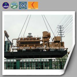 ISO-CER genehmigt Triebwerk-Leistung-Erdgas-Generator