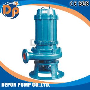 下水の水処理のモーターを搭載する電気浸水許容の水ポンプ