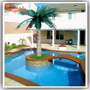 Direto da fábrica Palmeira Artificial decorativas para decoração (FZZL-01)