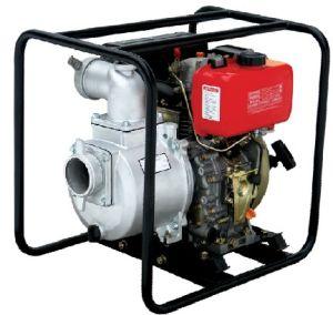 Course de 4 pouces à 4 170fg électrique du moteur Diesel Démarrer la pompe à eau (WY100ZB25-3.5C)