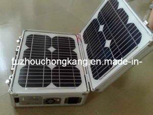 Портативный 200W солнечной энергии системы питания (FC-A200-S)