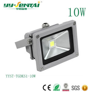 10W Projector LED de exterior com marcação CE/RoHS (YYST-TGDJC1-10W)