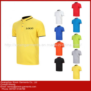 봄 새로운 개성에 의하여 반 열리는 남자의 t-셔츠 의류 (P186)