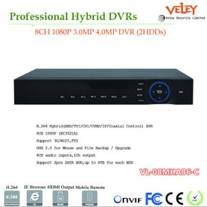Os Dvrs CCTV HD Digital Video Recorder carro móvel sistema DVR