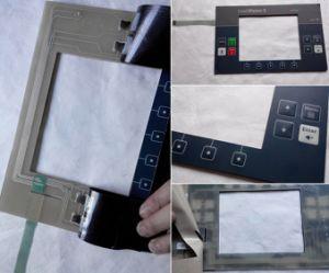 Los equipos de telecomunicaciones la retroiluminación LED Controlador de barco táctiles Interruptor de membrana