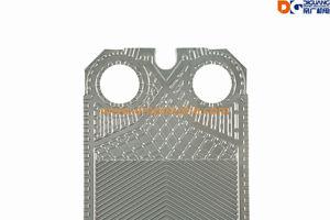 냉각하고 가열을%s N50 열교환기 격판덮개