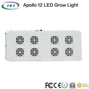 La pianta piena di spettro LED dell'Apollo 12 coltiva l'indicatore luminoso