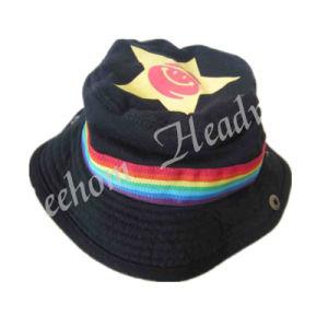 赤ん坊のための釣バケツの日曜日の昇進帽子
