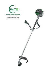Cepillo de la gasolina 2 tiempos Cutter 43cc 2020 Nuevo diseño de césped de gasolina barbero