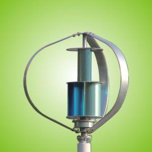 Generador vertical de las energías eólicas de Naier 400W 12V/24V Vawt