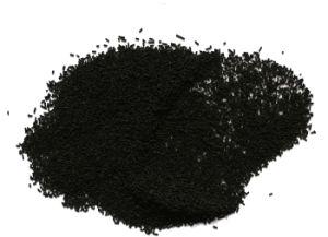 De bulk Zwarte Geactiveerde Koolstof van de Korrel voor het Masker van het Gezicht