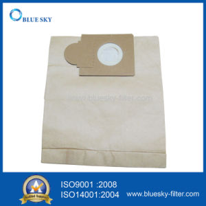 Aspirador de pó de papel bag marrom para Bosch Siemens