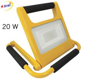 20W come riflettore trasportano come una lampada registrabile del lavoro di emergenza LED del Portable della torcia elettrica