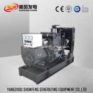 低い燃料消費料量100kVA 80kw Deutzの発電機のディーゼル