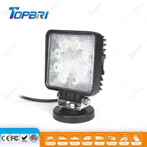 24 в квадратных погрузчик Epistar 3W светодиодный фонарь рабочего освещения
