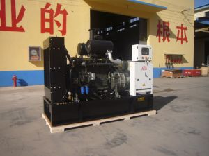 Deutzエンジンを搭載するタイプディーゼルGenset 60kwを開きなさい
