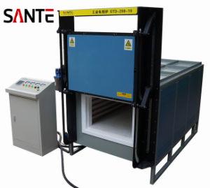 1400c электрического сопротивления Если затвердевания печи для металлических стальных термообработки