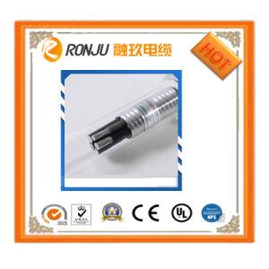 Проводник из бескислородной меди XLPE изоляцией ПВХ Оболочки гибкого кабеля управления 4мм2 с сертификат CCC