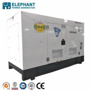 gruppo elettrogeno diesel di Ricardo di tecnologia BRITANNICA di 25kVA 20kw