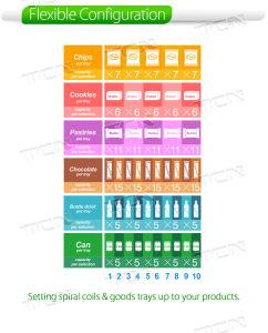 Het Fruit van Tcn & de Automatische Automaat van de Salade