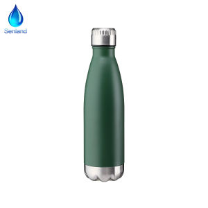 500ml Fles van het Water van de Sporten van het roestvrij staal de Dubbele Muur Geïsoleerdee Vacuüm (SL-16)