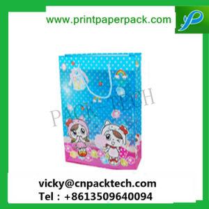 Haut de gamme personnalisé Fashion Sacs en papier pour Noël Sac en papier de l'échantillon pour les magasins Fashion Boutique