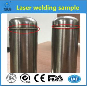 La soldadura de 1,8 mm de profundidad de la soldadora láser robótico para latón