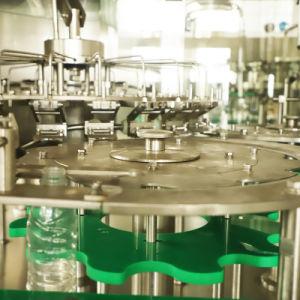 Het automatische Roterende Sprankelende het Drinken Vullende het Afdekken Verzegelen Machine