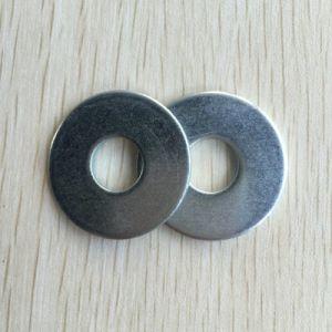 Rondelle plate en acier inoxydable DIN125 DIN7989 ou non standard DIN9021 - la Chine de la rondelle plate, rondelle
