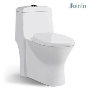 Badezimmer-keramische Arbeitskarte-Toiletten-Filterglocke von Chaozhou mit Zubehör (JY1303)