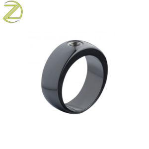 CNC di abitudine che lavora CNC alla macchina che gira gli anelli di distanziatore Aluminum6061-T6/7075