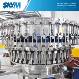 Automatic 2000hpb potable embotellada planta embotelladora de agua pura