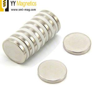 極度の強いN35円形ディスクネオジム小型冷却装置希土類新しい磁石